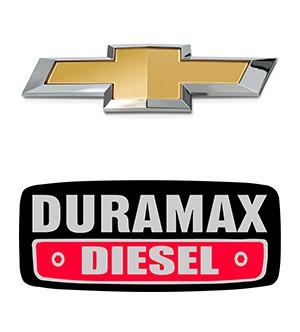 chevrolet duramax diesel logos