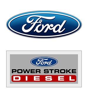 ford power stroke diesel logo